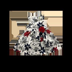 子どものドレス